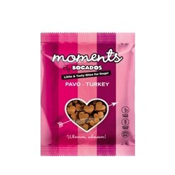 Snacks Moments Pavo 60gr