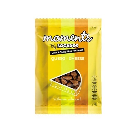 Snacks Moments Queso 60gr