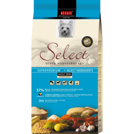 Picart Select Dog Adult Mini Pollo